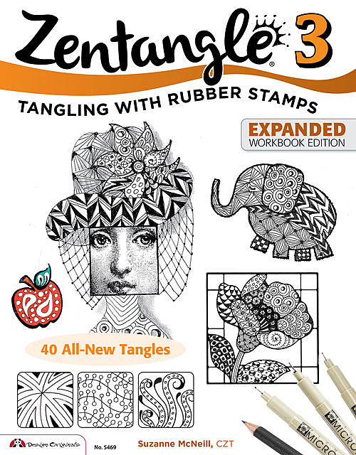 Zentangle 3, Expanded Workbook Edition, Suzanne McNeill
