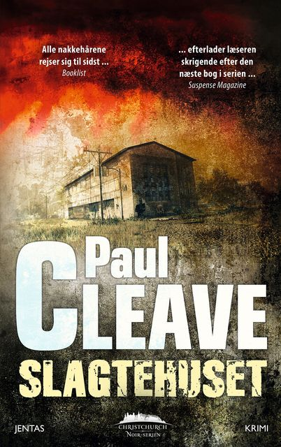 Slagtehuset, Paul Cleave