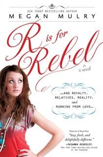 R Is for Rebel, Megan Mulry