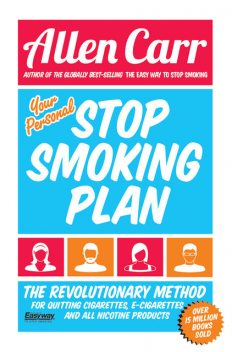 Your Personal Stop Smoking Plan, Allen Carr