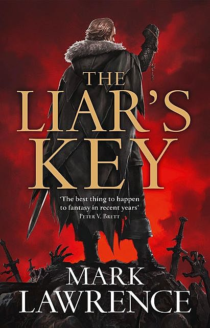 The Liar's Key, Mark Lawrence