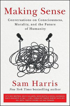 Experiments in Conversation, Sam Harris