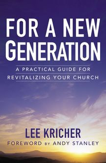 For a New Generation, Lee D. Kricher