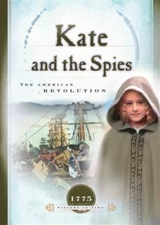 Kate and the Spies, JoAnn A. Grote