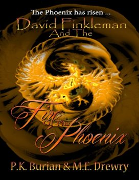David Finkleman and the Fire of the Phoenix, ME Drewry, PK Burian