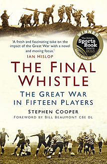 The Final Whistle, Stephen Cooper