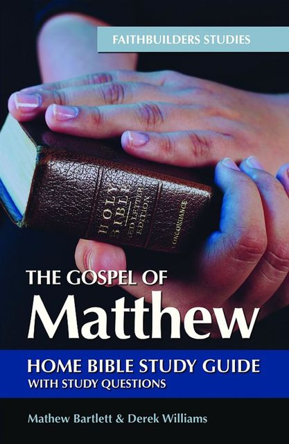 The Gospel of Matthew, Derek Williams, Mathew Bartlett