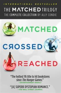 Matched Trilogy, Ally Condie