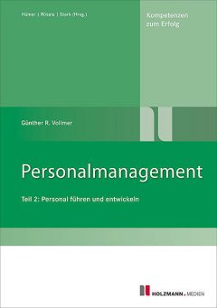 Personalmanagement, Günther R. Vollmer