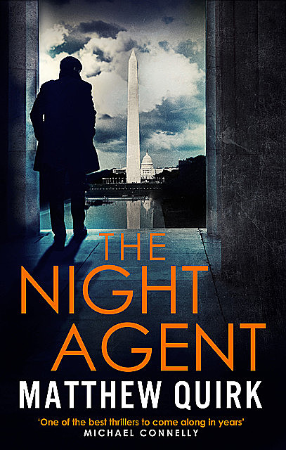 The Night Agent, Matthew Quirk