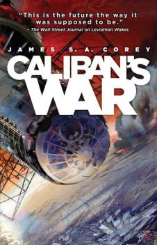 Caliban's War, James Corey