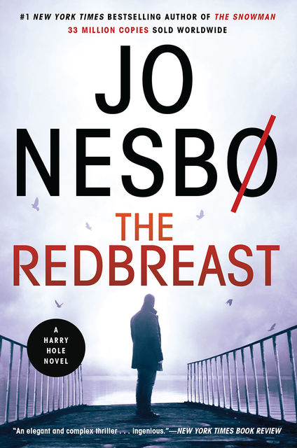 The Redbreast, Jo Nesbø