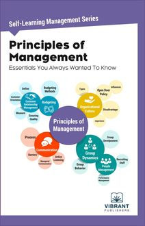 Principles of Management Essentials You Always Wanted To Know, Vibrant Publishers