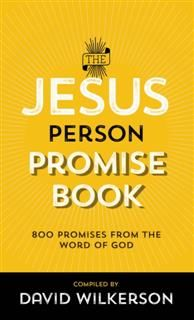 Jesus Person Pocket Promise Book, David Wilkerson, comp.