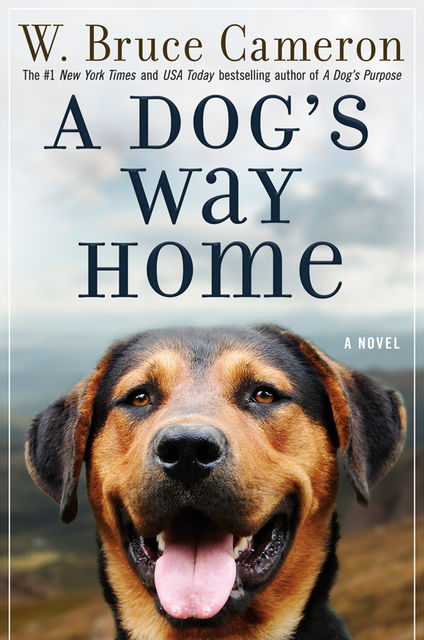A Dog's Way Home, W.Bruce Cameron