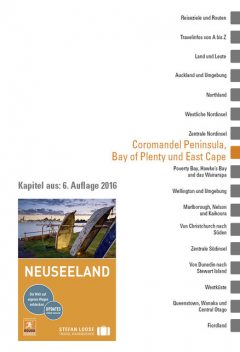 Neuseeland: Coromandel Peninsula, Bay of Plenty und Eas, Alison Mudd, Helen Ochyra, Jo James, Paul Whitfield