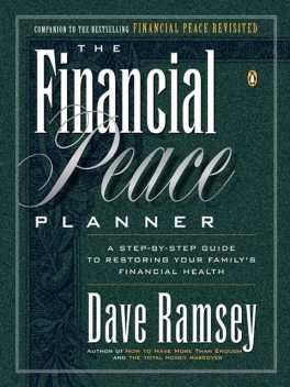 The Financial Peace Planner, Dave Ramsey