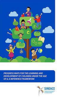 Progress maps for the learning and development of children under the age of 6, SINEACE