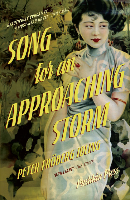 Song for an Approaching Storm, Peter Fröberg Idling