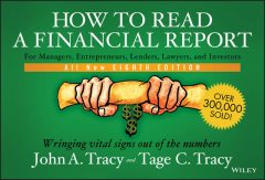 How to Read a Financial Report, John A.Tracy, Tage Tracy