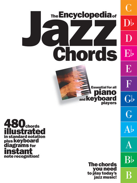Encyclopedia of Jazz Chords, Wise Publications