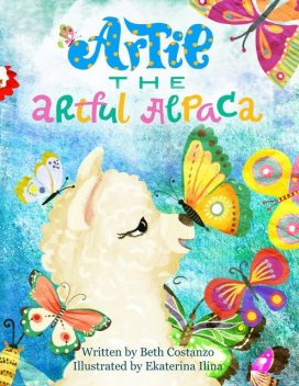 Artie – The Artful Alpaca, Beth Costanzo
