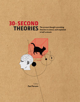30-second Theories, Paul Parsons, Martin Rees, Susan Blackmore