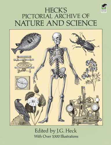 Heck's Pictorial Archive of Nature and Science, J.G.Heck