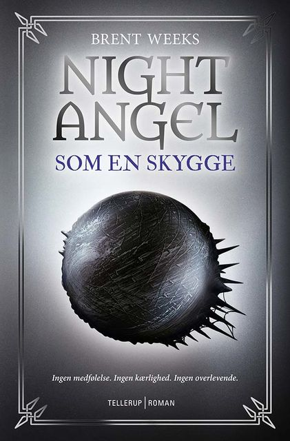 Night Angel #1: Som en skygge, Brent Weeks