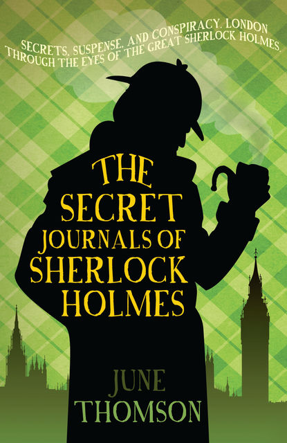 The Secret Journals of Sherlock Holmes, June Thomson