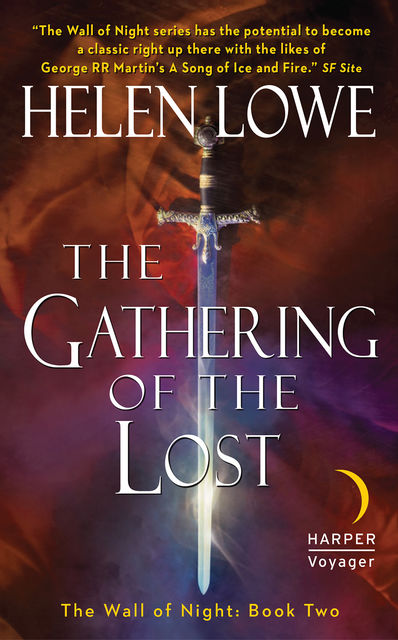 The Gathering of the Lost, Helen Lowe