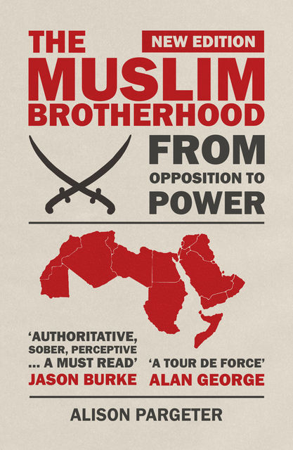 The Muslim Brotherhood, Alison Pargeter