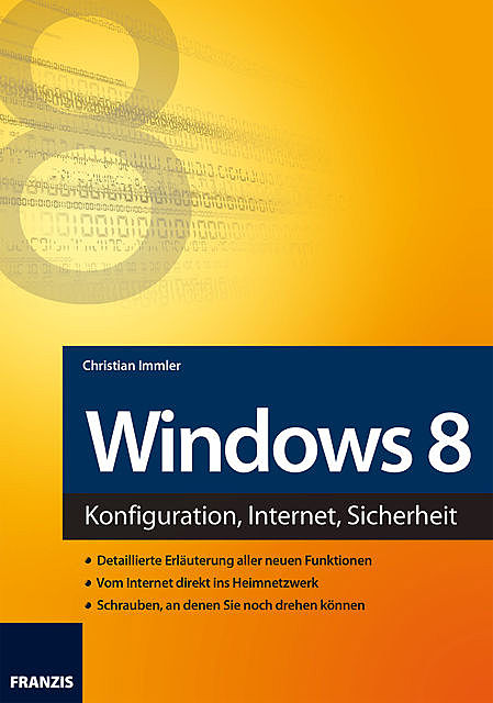 Windows 8, Christian Immler