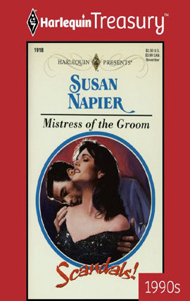 Mistress of the Groom, Susan Napier