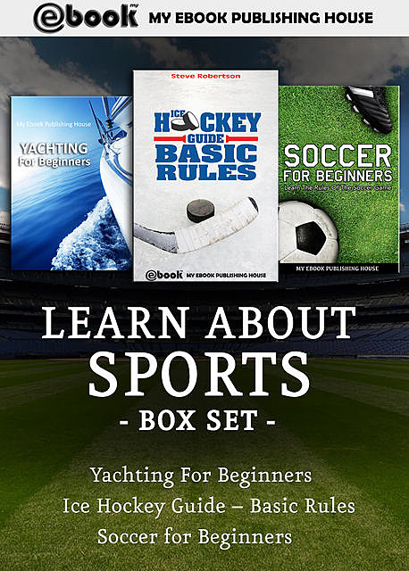 Lean About Sports Box Set, My Ebook Publishing House