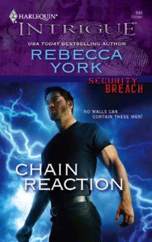 Chain Reaction, Rebecca York