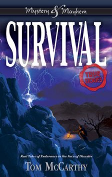 Survival, Tom McCarthy