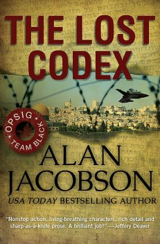 The Lost Codex, Alan Jacobson