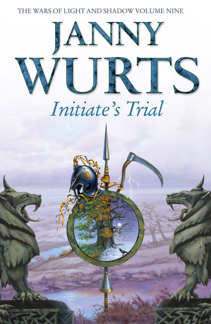 Initiate's Trial: First book of Sword of the Canon (The Wars of Light and Shadow, Book 9), Janny Wurts