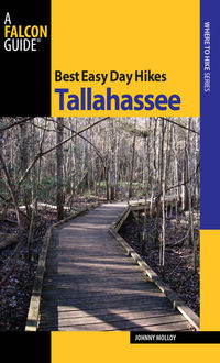 Best Easy Day Hikes Tallahassee, Johnny Molloy