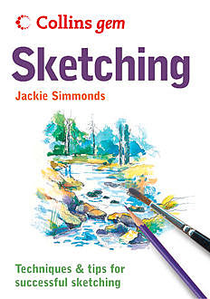 Sketching (Collins Gem), Jackie Simmonds
