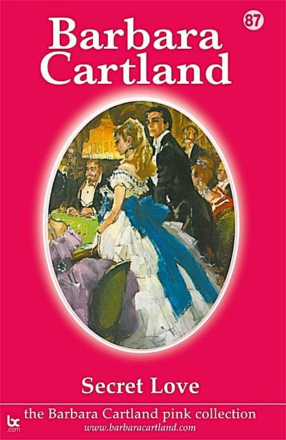 Secret Love, Barbara Cartland