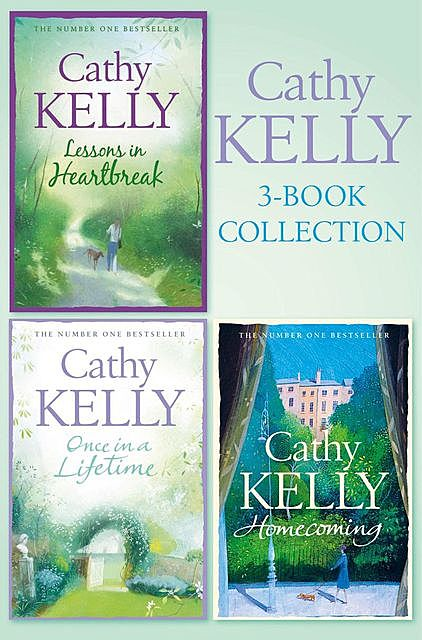Cathy Kelly 3-Book Collection 1, Cathy Kelly