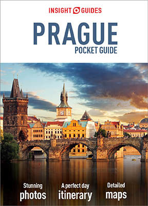 Berlitz: Prague Pocket Guide, Berlitz