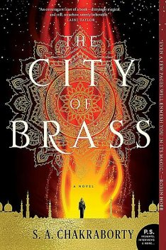 The City of Brass, S.A. Chakraborty