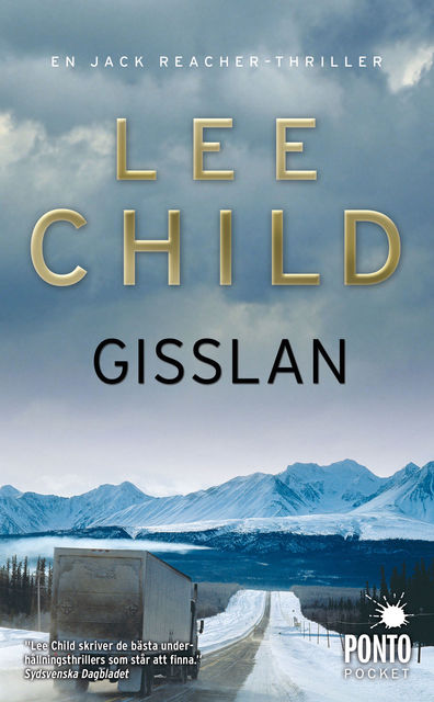 Gisslan, Lee Child