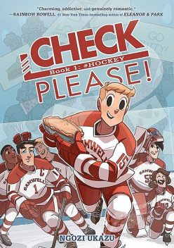 Check, Please! Book 1: #Hockey, Ngozi Ukazu