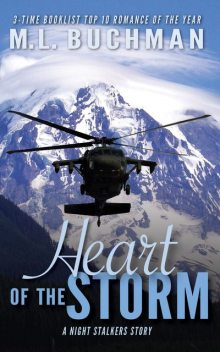 Heart of the Storm, M.L. Buchman