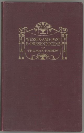 Poems of the Past and the Present, Thomas Hardy