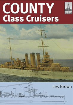 County Class Cruisers, Les Brown